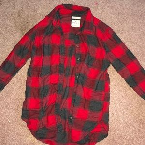 Red and Black Flannel